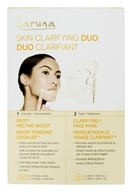 Skin Clarifying Duo Acne + Pore Boost & Face Sheet Mask - 2 Count by Karuna