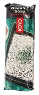 Koyo - Organic Soba Asian Pasta - 8 oz.