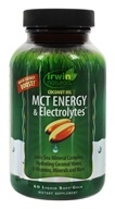 Irwin Naturals - MCT Energy & Electrolytes - 60 Softgels