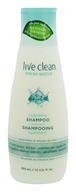 Live Clean - Hydrating Shampoo Fresh Water - 12 fl. oz.