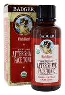 Badger - Organic After Face Shave Tonic - 4 oz.