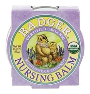 Badger - Organic Nursing Balm - 0.75 oz.