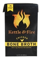 Kettle and Fire - Chicken Bone Broth - 16.2 oz.