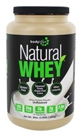 Bodylogix - Natural Whey Protein Powder Unflavored - 1.85 lbs.