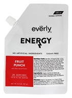 Everly - Energy Drink Mix Fruit Punch - 2 oz.