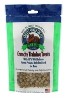 Grizzly Pet Products - Crunchy Training Dog Treats With 70% Wild Salmon - 5 oz.