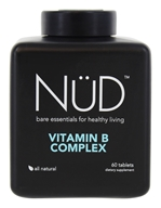 NUD - Vitamin B Complex - 60 Tablets