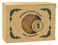 Ancient Olive Soap - Classic Bar Soap with 12% Laurel Oil - 7 oz.
