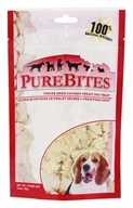 PureBites - Freeze Fried Dog Treat Chicken Breast - 3 oz.