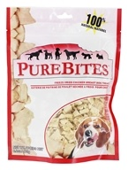 PureBites - Freeze Fried Dog Treat Chicken Breast - 6.2 oz.