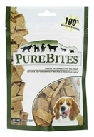 PureBites - Freeze Fried Dog Treat Beef Liver - 2 oz.