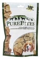 PureBites - Freeze Fried Dog Treat Beef Liver - 4.2 oz.
