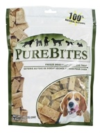 PureBites - Freeze Fried Dog Treat Beef Liver - 8.8 oz.