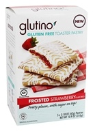Glutino - Gluten Free Toaster Pastry Frosted Strawberry - 5 Pastries