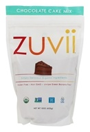 Zuvii - Organic Chocolate Cake Mix Chocolate - 15 oz.