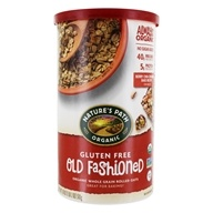 Nature's Path Organic - Organic Gluten Free Old Fashioned Whole Grain Rolled Oats - 18 oz.