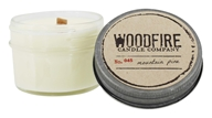 Woodfire Candle Company - Jelly Jar Soy Candle No. 045 Mountain Pine - 4 oz.
