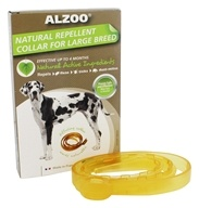 Natural Repellent Collar For Large Breed Dogs
