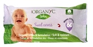 Organic Sweet Caress Baby Wipes - 60 Wipe(s)