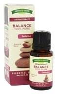 Nature's Truth - 100% Pure Essential Oil Blend Balance - 0.5 oz.