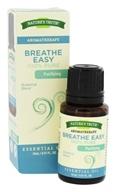 Nature's Truth - 100% Pure Essential Oil Blend Breathe Easy - 0.51 oz.