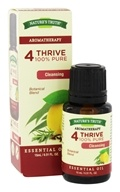 Nature's Truth - 100% Pure Essential Oil 4 Thrive - 0.51 oz.