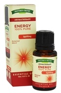 Nature's Truth - 100% Pure Essential Oil Blend Energy - 0.51 oz.