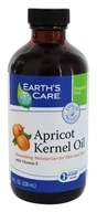 Earth's Care - Apricot Kernel Oil Fragrance Free - 8 oz.