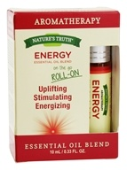 Nature's Truth - Roll-On Essential Oil Blend Energy - 0.33 oz.
