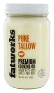 Fatworks - Pure Tallow Premium Cooking Oil - 14 oz.