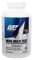 Mens Multi+Test Essentials - 150 Tablets