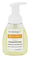 Kosmatology - Foaming Hand Soap Orange Sweetness - 8.5 oz.