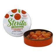 Hard Candy Sweetened with Stevia Outrageous Orange - 1.4 oz.