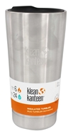 Klean Kanteen - Stainless Steel Vacuum Insulated Tumbler Brushed Stainless - 20 oz.