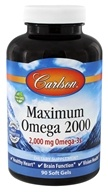 Carlson Labs - Maximum Omega 2000 - 90 Softgels