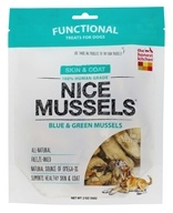 The Honest Kitchen - Functional Treats For Dogs Nice Mussels - 2 oz.