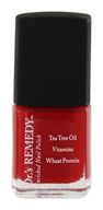 Dr.'s Remedy - Enriched Nail Polish Rescue Red - 0.5 oz.