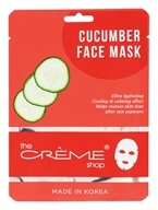 The Creme Shop - Cucumber Face Mask - 1 Count