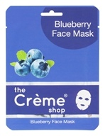The Creme Shop - Blueberry Face Mask - 1 Count