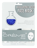 The Creme Shop - Hyaluronic Acid Face Mask - 1 Count