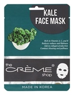 The Creme Shop - Kale Face Mask - 1 Count