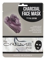 The Creme Shop - Charcoal Face Mask - 1 Count