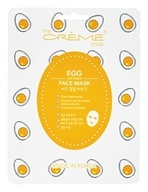 The Creme Shop - Egg Infused Face Sheet Mask - 1 Count