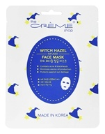 The Creme Shop - Witch Hazel Infused Face Mask - 1 Count
