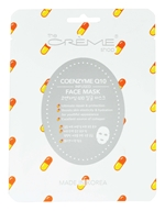 The Creme Shop - Coenzyme Q10 Infused Face Mask - 1 Count