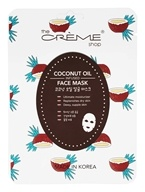 The Creme Shop - Coconut Oil Infused Face Mask - 1 Count