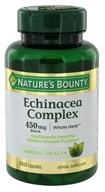 Complexo Echinacea 450 mg. - 100 Capsules by Nature's Bounty