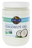 Raw Extra Virgin Organic Coconut Oil - 29 fl. oz.