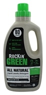 Rockin' Green - All Natural Liquid Laundry Detergent 80 Loads Unscented - 60 oz.