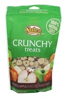 Nutro - 100% Natural Crunchy Dog Treats with Real Apple - 10 oz.